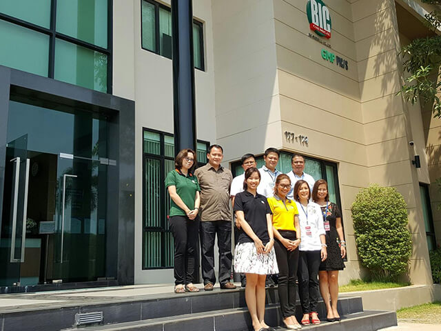 BRF (Thailand) Co., Ltd. [31-08-2016]